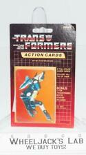 Ravage Sealed Pack Card #107 Transformers Trading Action Cards 1985 G1