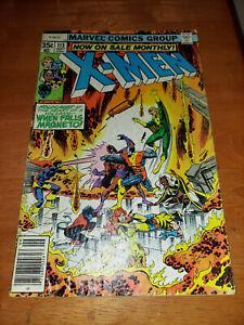 X-Men #113 VG 4.0 Marvel Comics Magneto Wolverine Cyclops