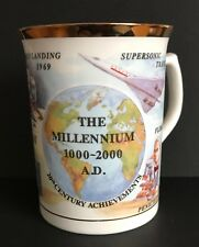 Cat Charity Auction Quality Collectable Millennium Mug Mint Condition