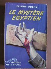 LE MYSTERE EGYPTIEN  couv. photo