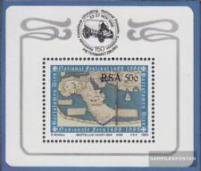 Zuid-Afrika Blok 20 (compleet.Kwestie.) gestempeld 1988 Voyage aan Afrika