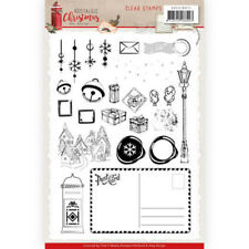 Nostalgic Christmas - Clear Stamp - Stempelplatte von Amy Design (ADCS10071)