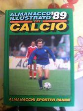 ALMANACCO DI CALCIO PANINI 1989
