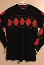 NWT>>Men's Shirt>>Bare Fox>>Size L>>Long Sleeve>>Crew Neck Pullover>>Cotton