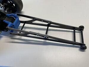 "Factory Works 10"" Wheelie Bar- Traxxas Street Eliminator No Prep Drag- NO WHEELS"