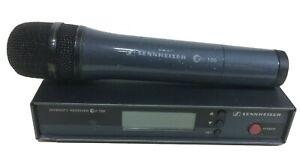 Sennheiser EW100 con palmare SKM100-835, 1 ANNO DI GARANZIA, range 838-870 MHz