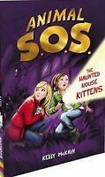 The Haunted House Kittens, New, McKain, Kelly Book