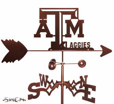 Swen Products Texas A&M Aggies Steel Weathervane
