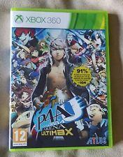 Xbox 360 Spiel p4a Persona 4 Arena Ultimax