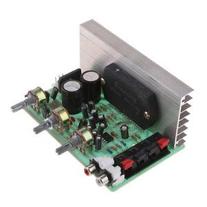 DIY Module 12V DX0408 Digital Power Audio Stereo Amplifier Board 100W