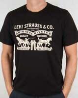Men's Levi's 2Horse Crew Neck short Sleeves T-Shirt