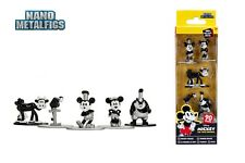 Disney Nano Metalfigs Diecast Mini Figures 5-Pack Mickey's 90th