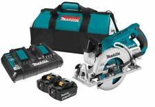 Makita XSR01PT 18V X2 LXT 36V Brushless Rear Handle 7-1/4 inch Circular Saw Kit