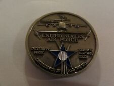 CHALLENGE COIN UNITED STATES AIR FORCE AIRMAN EXCELLENCE IN ALL WE DO USAF