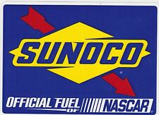 2 SUNOCO GASOLINE BUMPER STICKERS DECAL HOT ROD TOOL BOX NASCAR NHRA CAR RACING