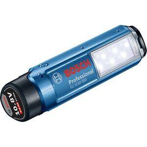 Bosch Professional GLI 12V-300 Solo, Arbeitsleuchte, blau