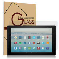 Tempered Glass Screen Protector for Amazon All-New Fire HD 10 (7th Gen 2017)