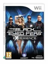 Nintendo Wii Game The Black Eyed Peas Experience Not