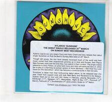 (HF247) Xylaroo, Sunshine - DJ CD