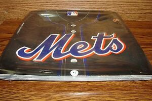 "MLB * NEW YORK METS Baseball Party-10 1/2"" in. Plates  #18 Count package"