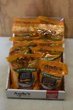 Andy's Seasoning Red No MSG Fish Breading 12 Packages 10 ounces Each