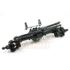 Xtra Speed Aluminum Hi-Lift Portal Gearbox Front Axle Axial SCX10 II #XS-SCX-1HT