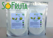 Coconut water freeze dried powder 8oz (227g) 100% natural Electrolytes SoFruta