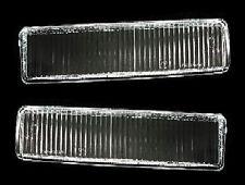 AUDI 80 B4 90 FOG LAMP LIGHT GLASS LEFT + RIGHT 1987-1994 (LH+RH) SET