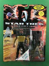 Star Trek The Next Generation Generations Movie Lietenant Comm. Worf MOC #126