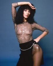 CHER  8X10 PHOTO wonderful image 260875