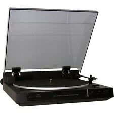 F700 TURNTABLE WITH INBUILT PREAMP FULLY AUTOMATIC BELT DRIVE TURNTABLE F700