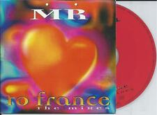 MR - To France (THE MIXES) CD SINGLE 2TR CARDSLEEVE Euro House 1997