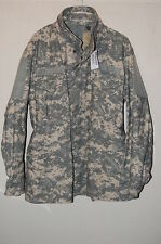 Mens Cold Weather Field Universal/Digital Camouflage Coat/Jacket Large Reg NWT