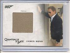 James Bond Archives QC19 costume card 083/450