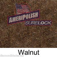 1 GL. Walnut CONCRETE COLOR DYE FOR CEMENT, STAIN AMERIPOLISH Surelock color
