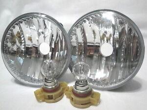 Driving Fog Light Lamps w/2 Light Bulbs One Pair For 2013-2016 2018 Wrangler