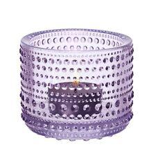 Iittala Teelichthalter Kastehelmi Lavendel