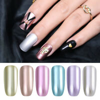 7.5ml UR SUGAR Metallic Mirror Soak off Gel Polish   Nail art Varnish