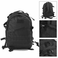 40L Outdoor Military Tactical Army Backpack Rucksack Camping Hiking Trekking Bag