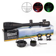 Banner Rifle Scopes Hunting Tactical  6-24x50AO Optical Illuminated Sight Mount