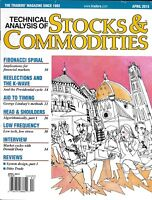 Stocks and Commodities magazine Fibonacci spiral Low frequency George Lindsay