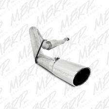 "2011-2014 Ford F150 EcoBoost 3.5L MBRP 4"" Single Side Cat Back Exhaust S5248AL"