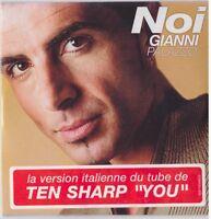 Gianni Palazzo CD Single Noi - Europe (M/M - Scellé / Sealed)