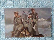 Erster Weltkrieg (1914-18) Sammler Motiv Künstler Ansichtskarten