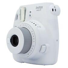 Fuji Instax Mini 9 Blanc/Blanc instantanés Caméra Mini 9 instantanés Caméra