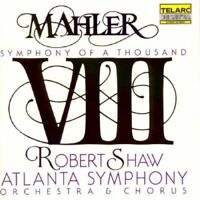 Gustav Mahler - Mahler: Symphony No. 8 - Symphony of a Thousand [CD]