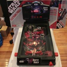 Star Wars Darth Vader Electronic Pinball Tabletop Funrise Official Lucasfilm