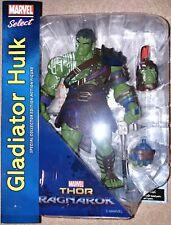 Diamond Marvel Select Thor Ragnarok Gladiator Hulk MOSC