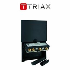 More details for triax tfc fm dab uhf masthead tv aerial combiner through line power 370683
