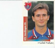 Panini Fussball 1996 Michael Probierz Uerdingen 05 Nr 386
